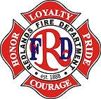 Redlands Fire Department Logo
