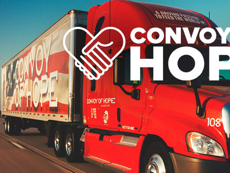 What a blessing Convoy of Hope has been