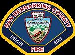 San Bernardino County Fire Logo