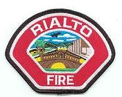Rialto Fire Logo