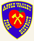 Apple Valley Fire District  Logo