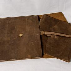 Leather Wrap Album