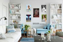 Custom Wall gallery
