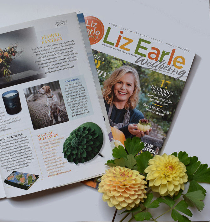 Liz Earle recommends...