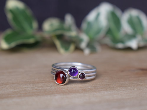 HEDGEROW STACKING RINGS