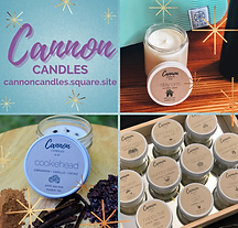 Cannon Candles Promo Photo.png
