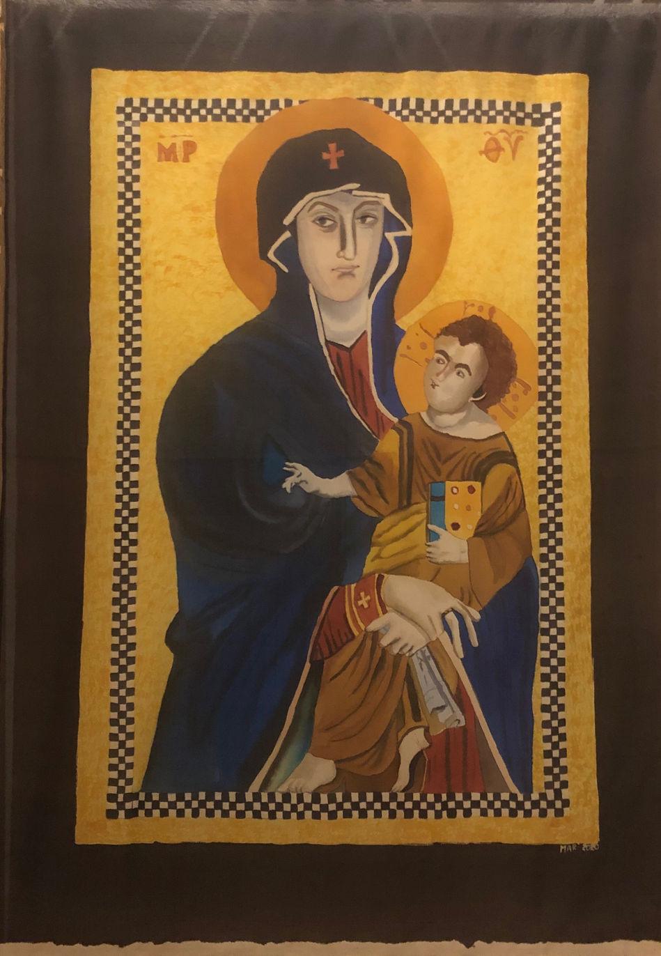 Salus Popoli Romani Icon