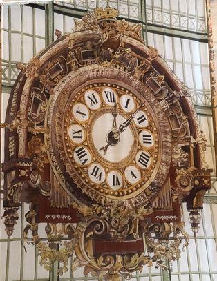 Gare d'Orsay Clock