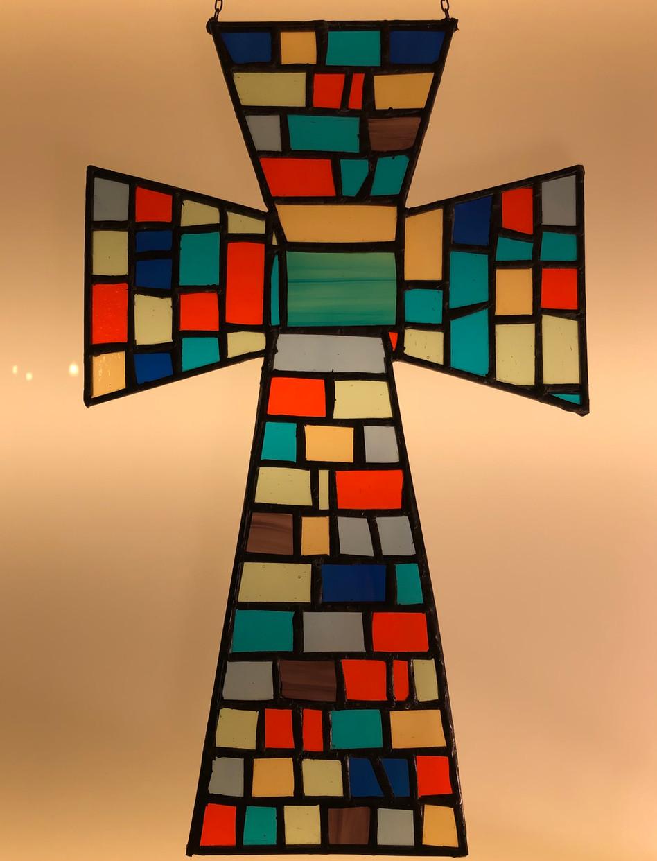 Byzantine Cross 2