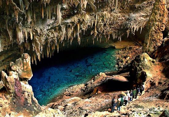 Gruta do Lago Azul_Bonito MS (foto Rico)