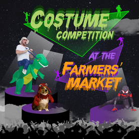 Costume Competition Graphic