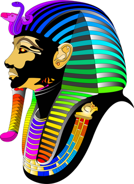 """""""Psyched Pharaoh"""""""