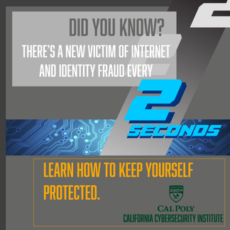 Cal Poly Cybersecurity Institute Graphic