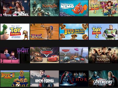 Netflix perde produções da Disney nesta terça-feira (1); Scandal também sai da plataforma