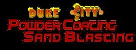 Duke City Powder Coating Services