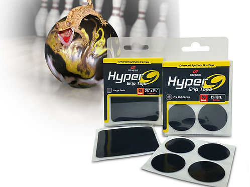 Genesis Hyper Grip Tape 1 box circles & 1 box square pads