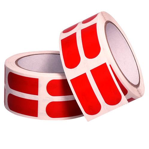 "Turbo Slick Strips® – Bowling Ball Insert 1"" Tape Sample pack 30 count"