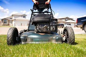 Lawn Mowing Trimming Maintenance Service