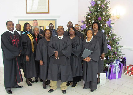 Mill Branch Baptist Church Divinity School