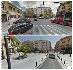 2008 ES Valencia, Carrer del Pintor Salvador Abril