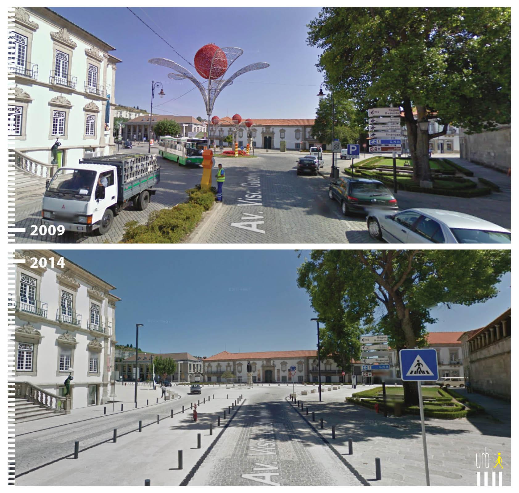 1162 PT Lamego, Avenida Visconde Guedes Teixeira