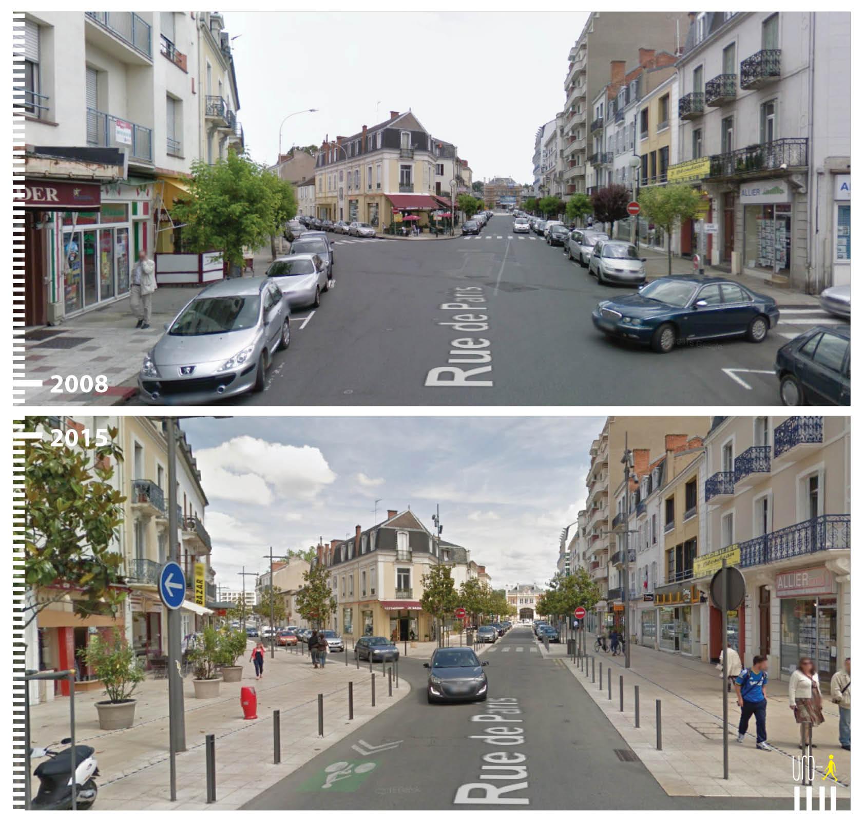 2048 FR Vichy, Rue de Paris