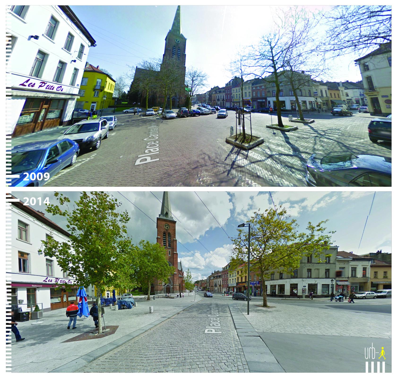 0882 BE Brussels, Place Cardinal Mercier