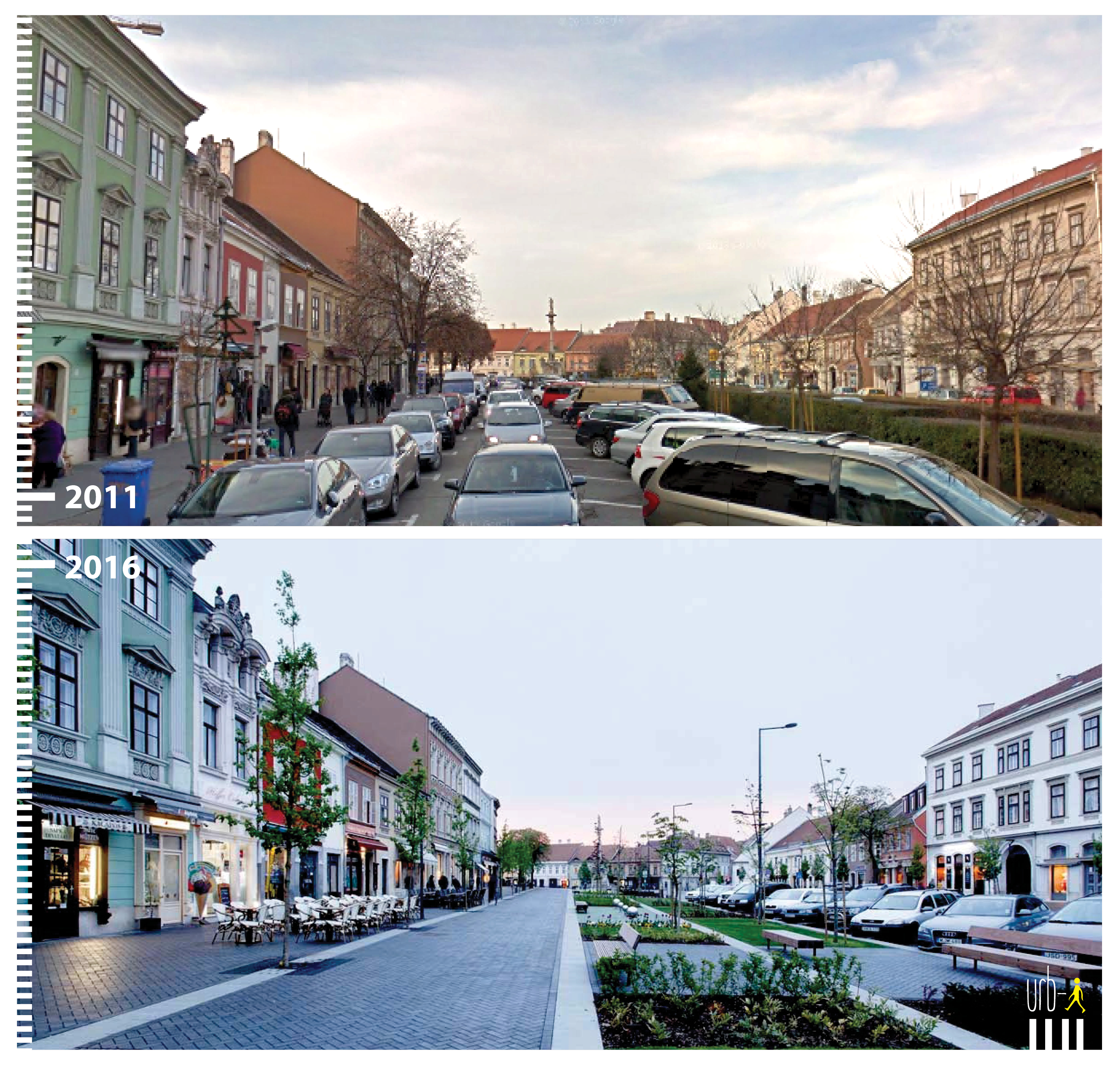 2395 HU Sopron, Várkerület