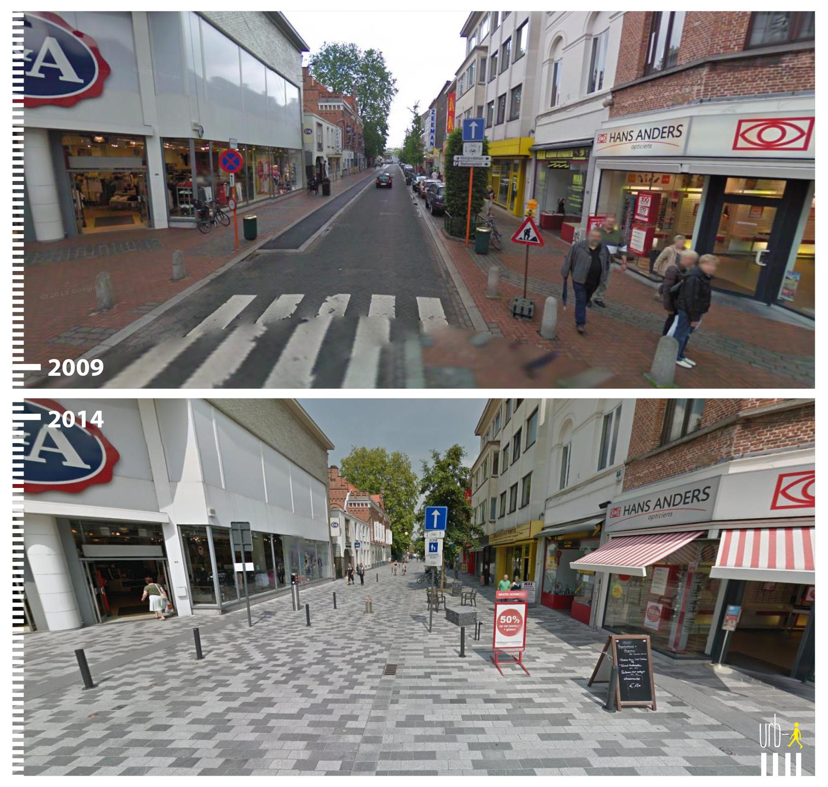 0100 BE Sint-Niklaas Stationsstraat