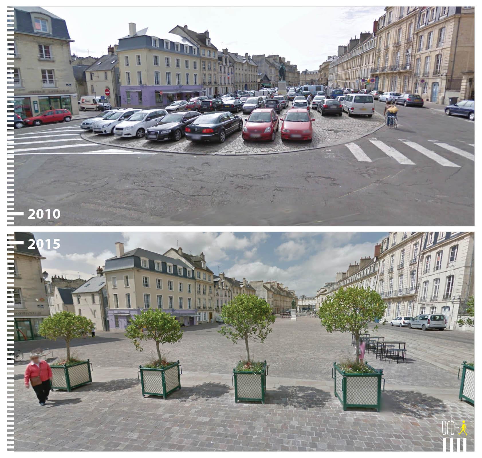 1682 FR Caen, Place Saint-Sauveur