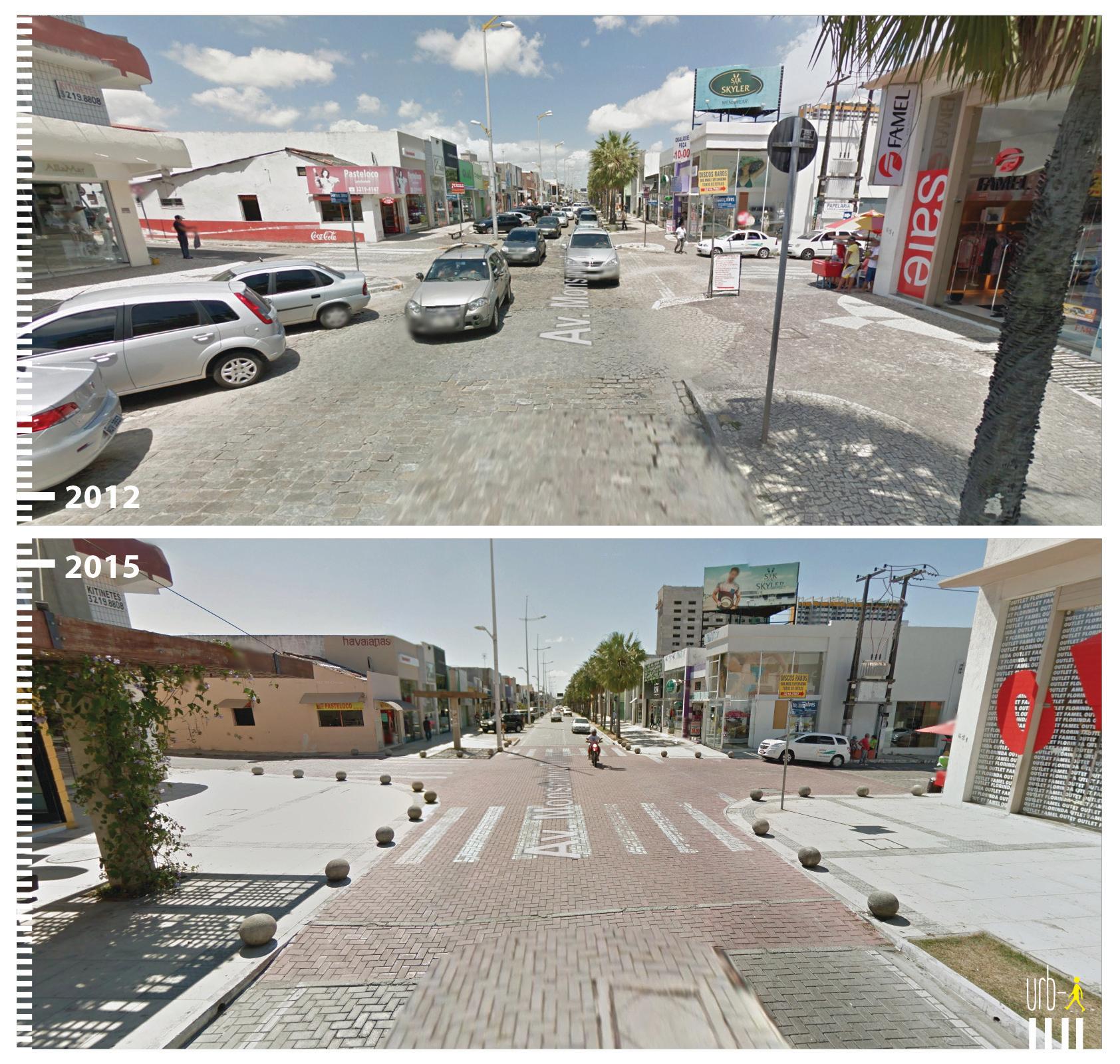1334 BR Fortaleza, Avenida Monsenhor Tabosa