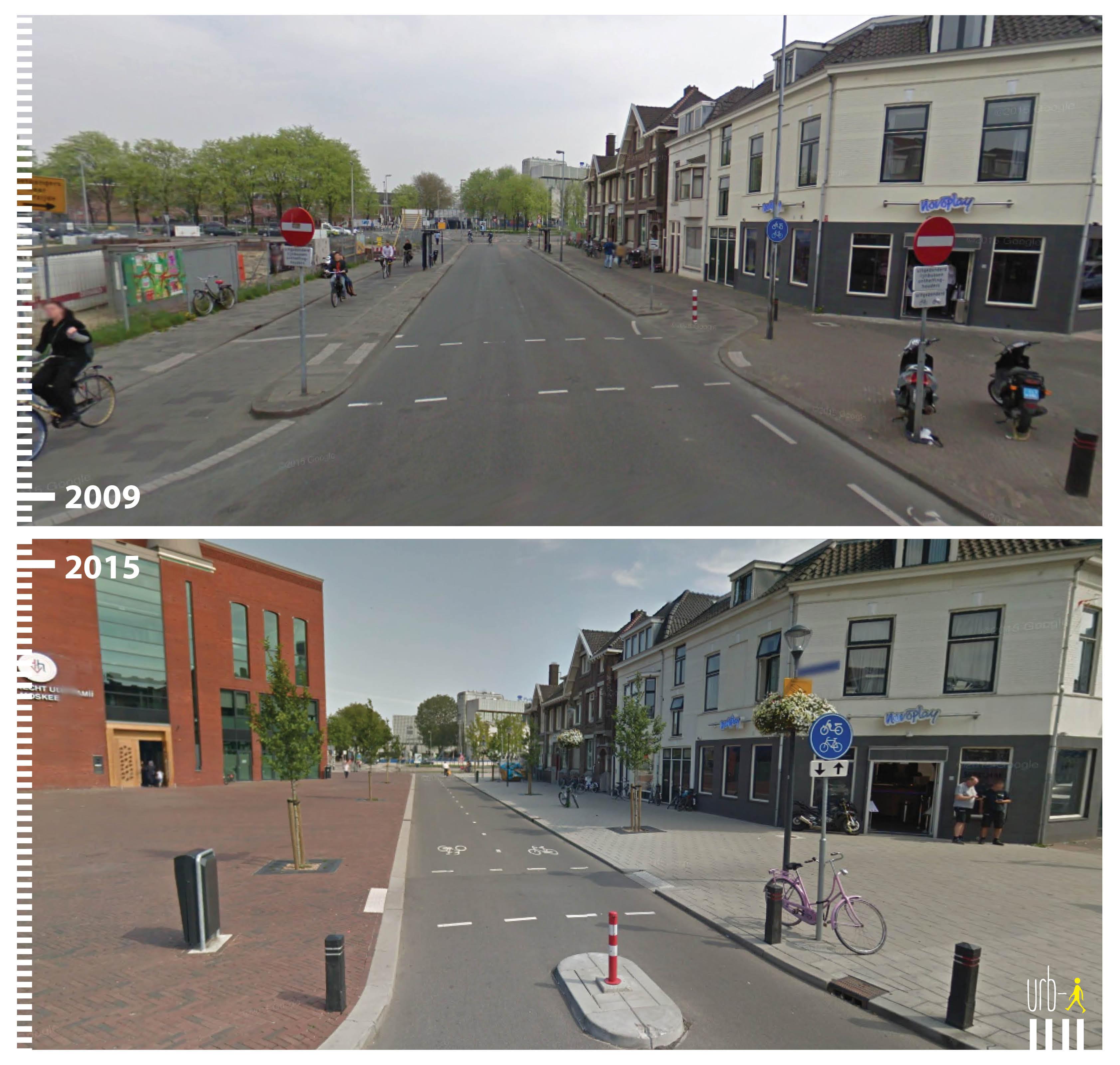 2093 NL Utrecht, Kanaalstraat