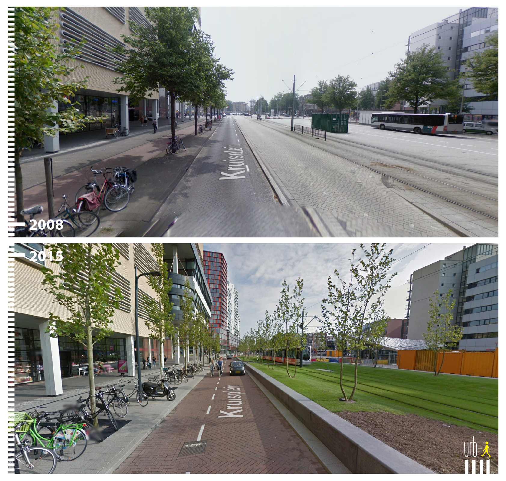 2100 NL Rotterdam, Kruisplein