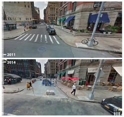 Franklin St. / W Broadway