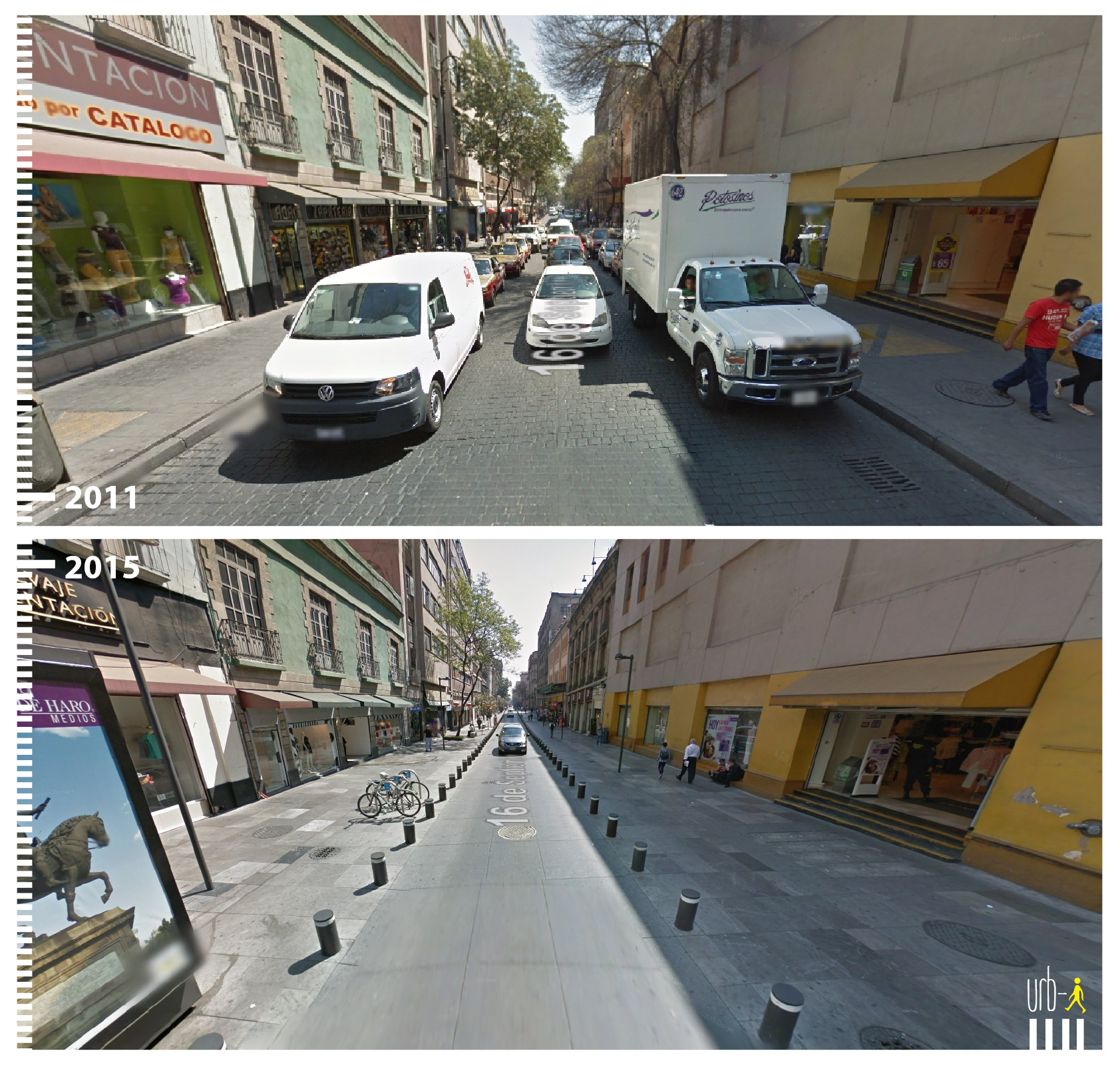 0823 MX Mexico City, 16 de Septiembre