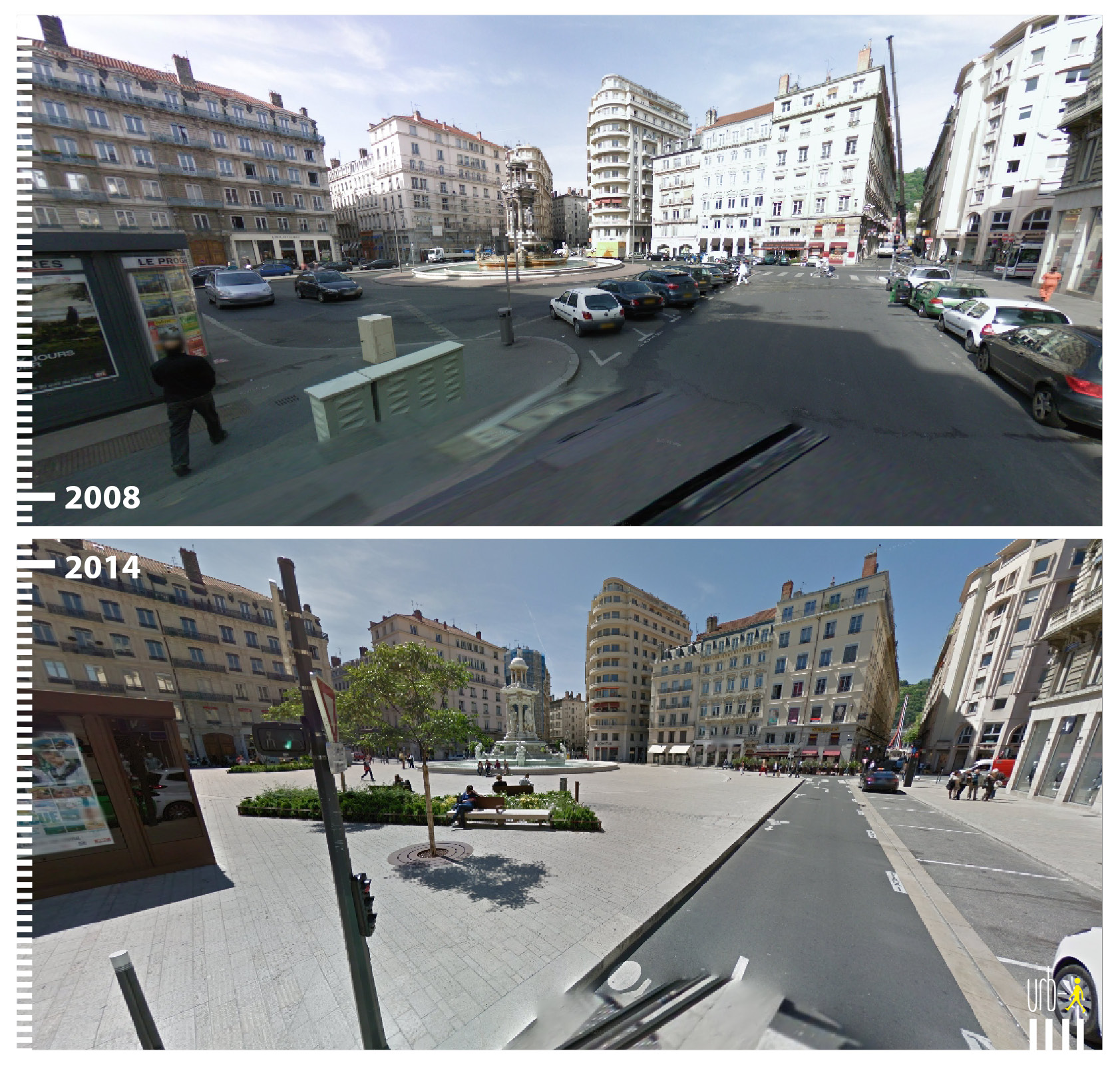0185 FR Lyon Place des Jacobins