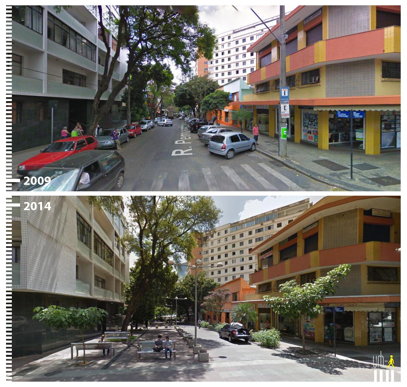 R. Pernambuco /R. Fernandes Tourinho