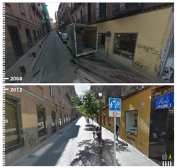 Calle Marqués de Leganés