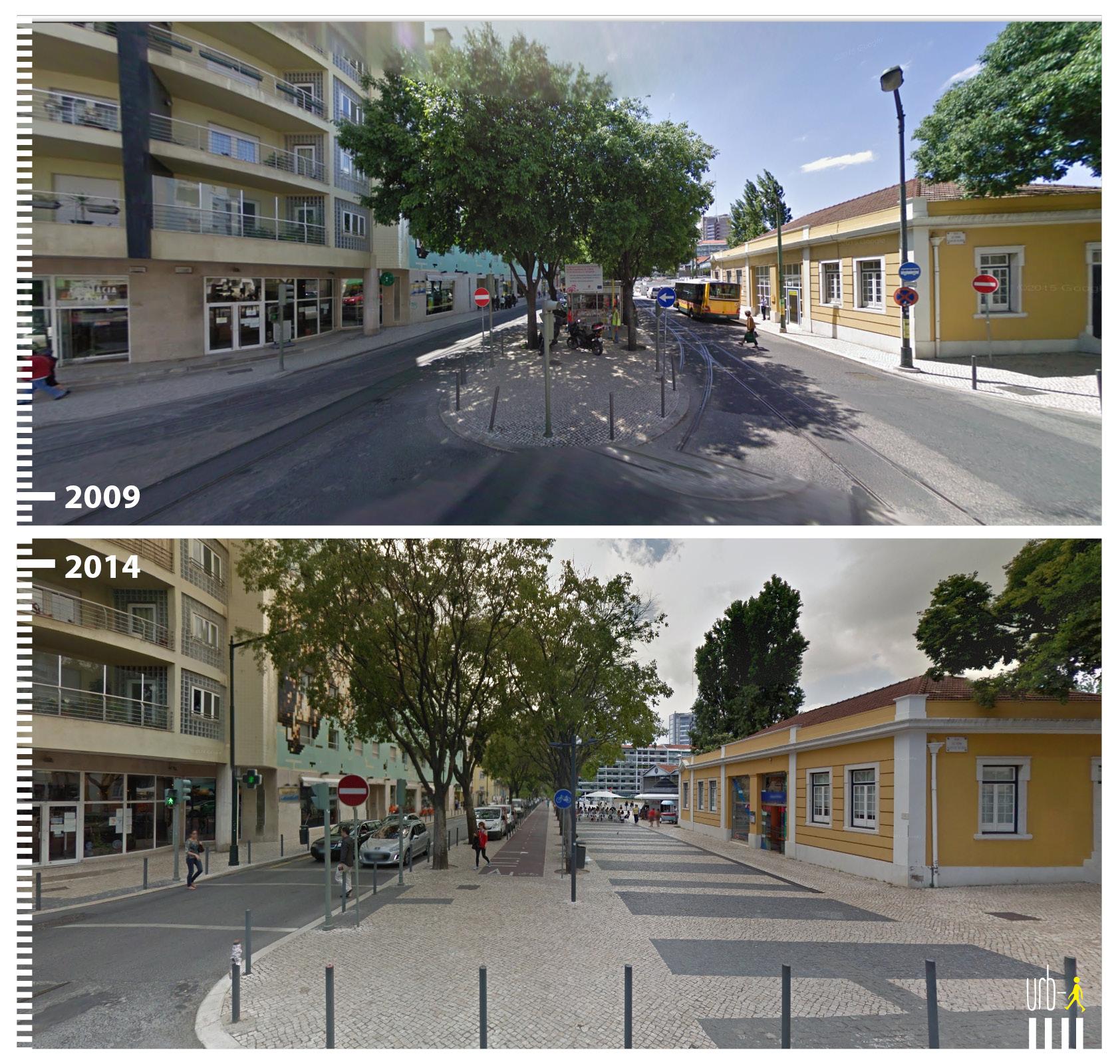 0698 PT Lisbon, Av Duque de Avila