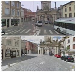 1703 FR Nancy, Place des Vosges
