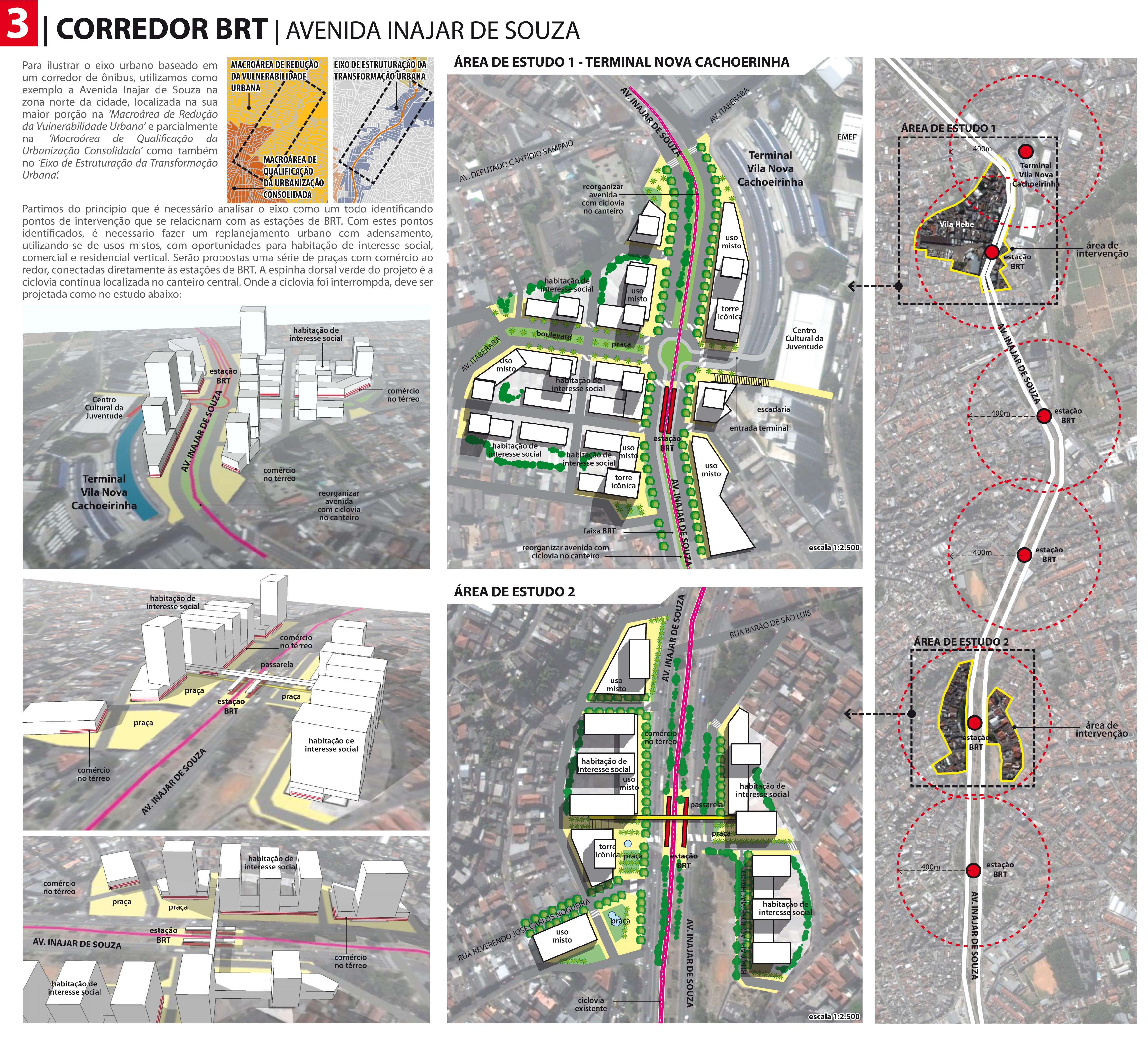 CORREDOR BRT - AV INAJAR