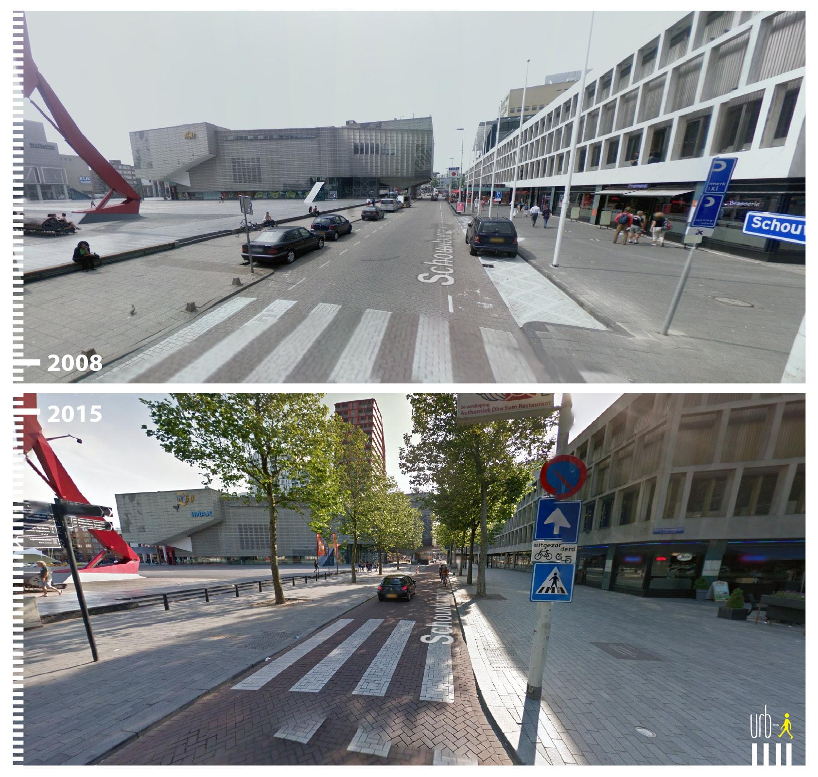 1101 NL Rotterdam, Schouwburgplein