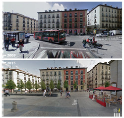 0503 ES Madrid Plaza Isabel II