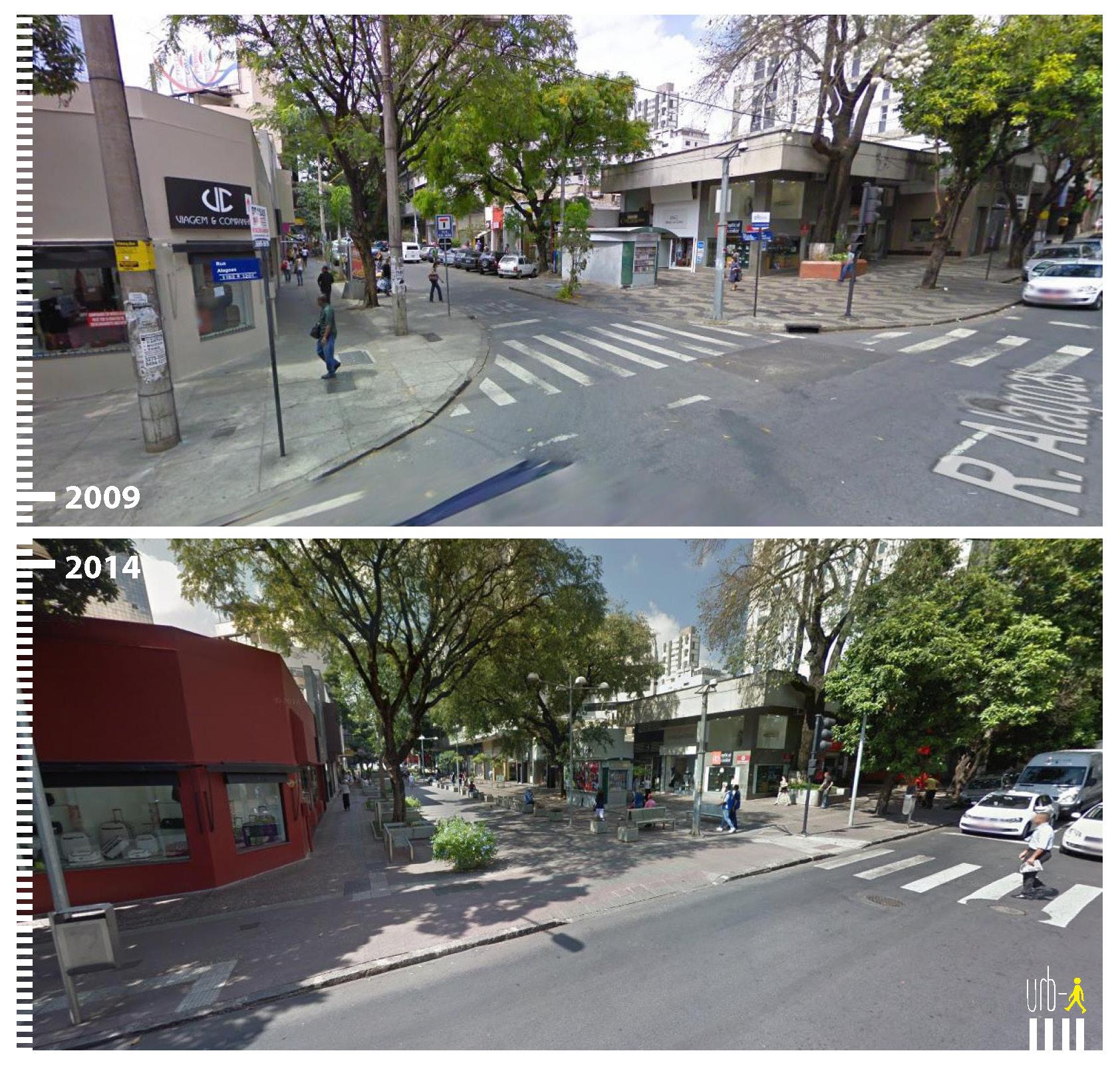 R Antônio de Albuquerque / R Alagoas