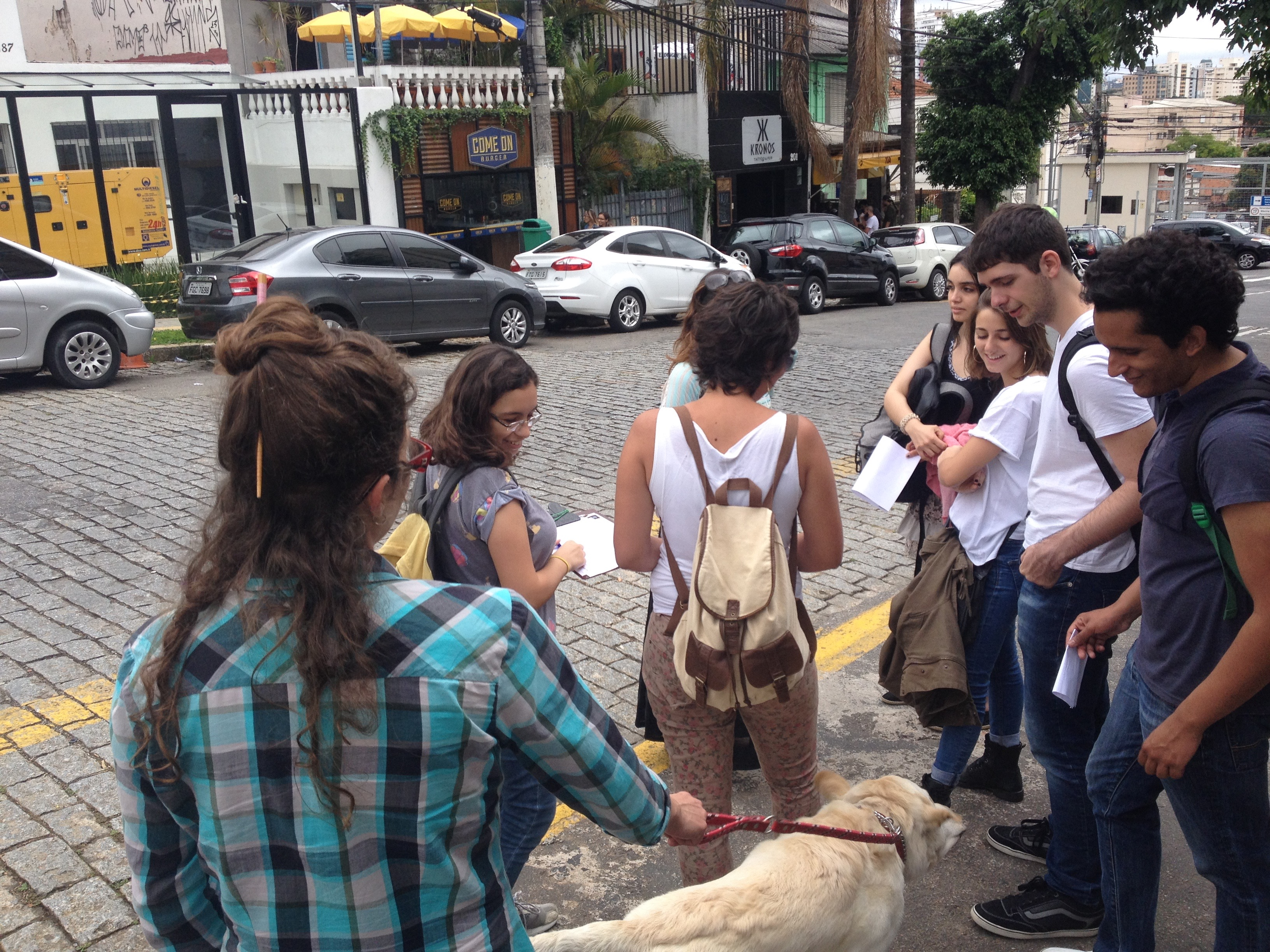 OEC URB-I - Walking Tour