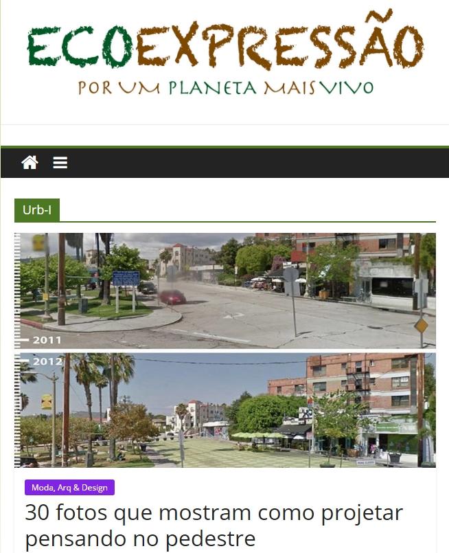 Eco Expressão