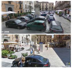 2180 IT Palermo, Piazza Bologni