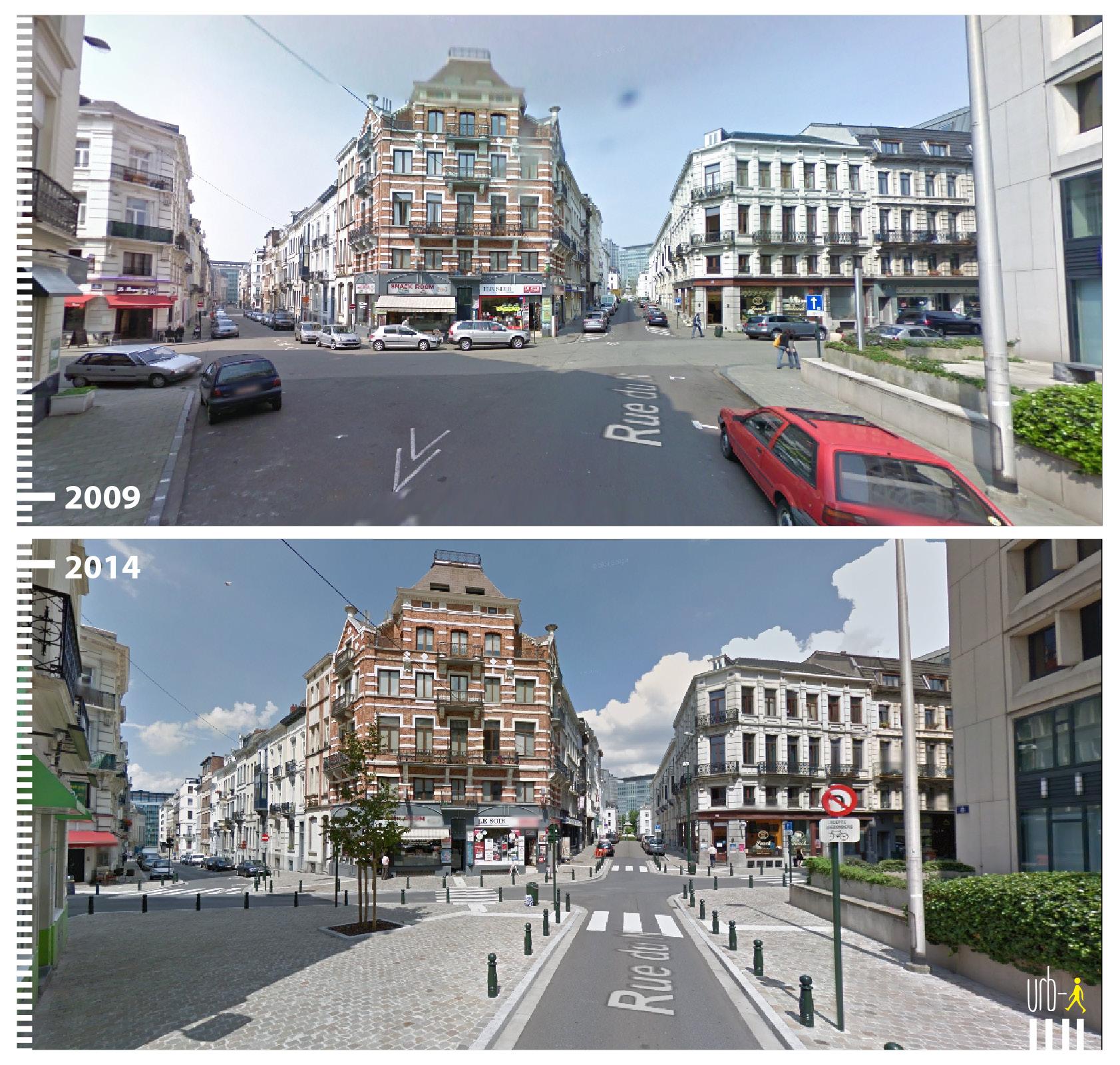 0343 BE Brussels Rue du N