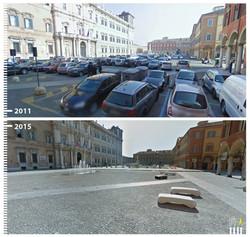 1067 IT Modena, Piazza Roma