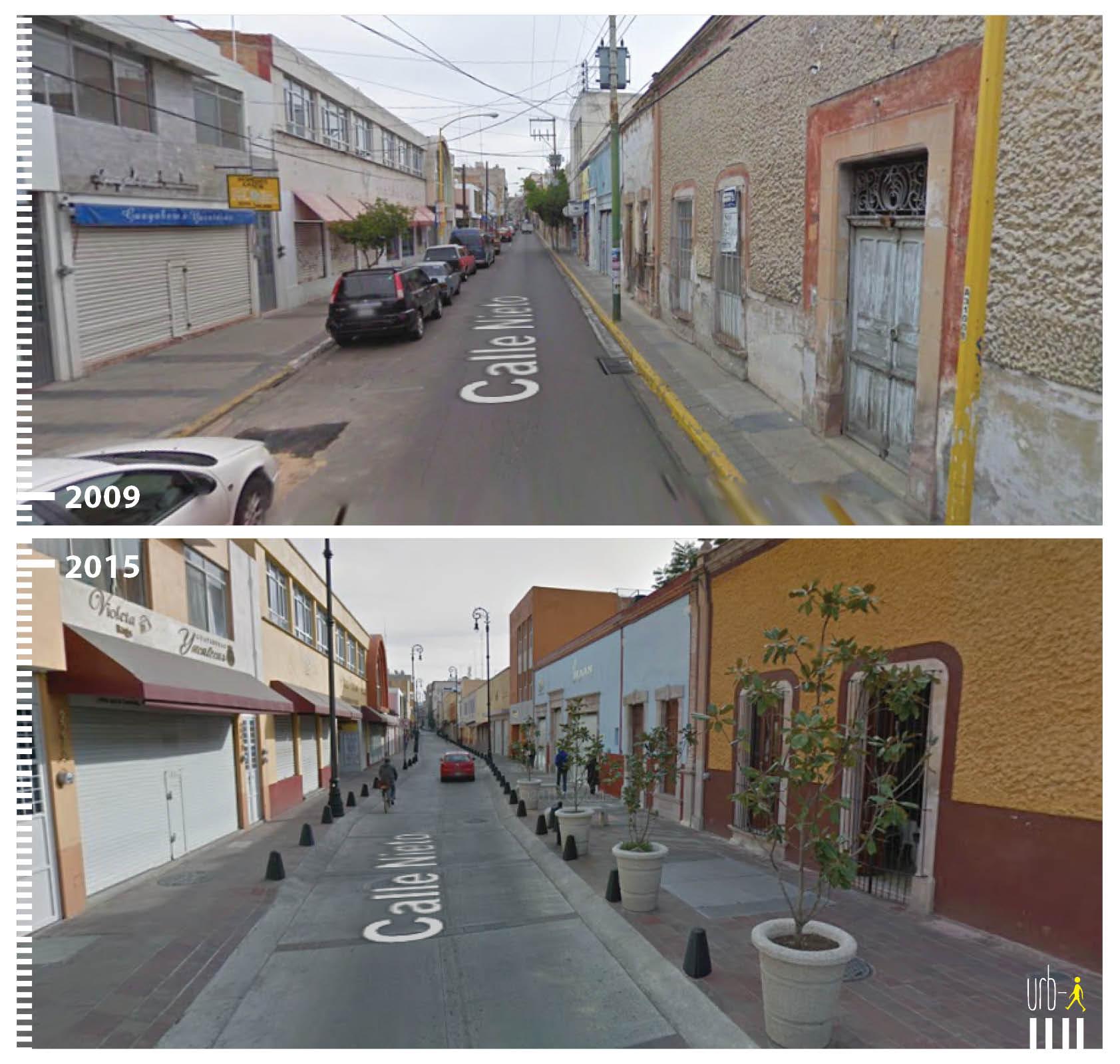 1358 MX Aguascalientes, Calle Nieto